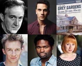 Grey Gardens cast