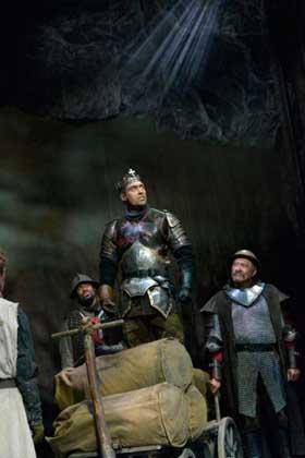 Henry V at The Barbican