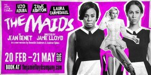 The Maids at Trafalgar Studios