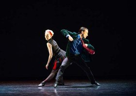 Rambert - Love, art & rock n roll