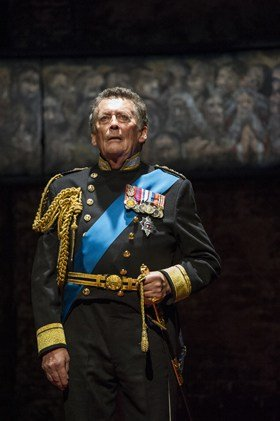 Robert Powell in King Charles III UK Tour