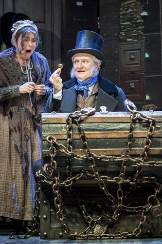 A Christmas Carol At Noel Coward Theatre Review