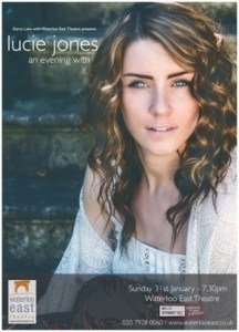 An Evenign With Lucie Jones at the Waterloo East Theatre