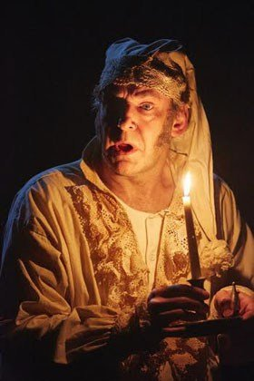 A Christmas Carol Martin Ball as Scrooge