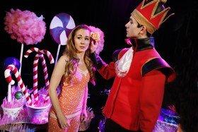 Nutcracker! the Musical Maria Coyne (Marie), Peter Nash (Nutcracker Prince)