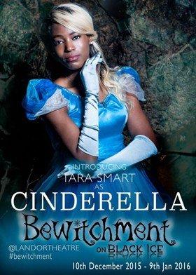 Tara Smart as Cinderella