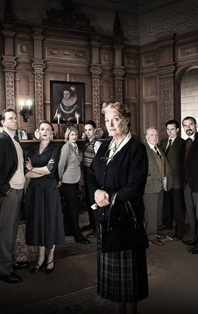 The Mousetrap 2016 UK Tour.