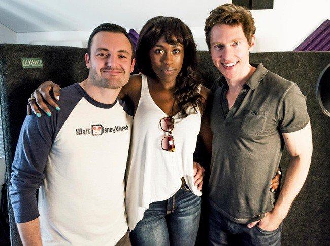 Gloria Onitiri with Anderson & Petty