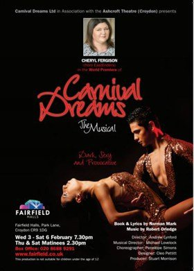 Carnival Dreams The Musical