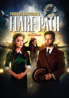 Flare Path 2015 Poster
