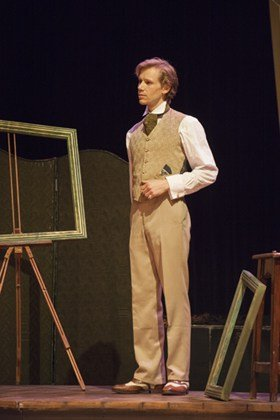 The Picture of Dorian Gray. Production images 2014.