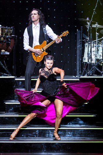 Brendan Cole A Night to Remember with Giulia Dotta