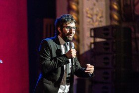 Mark Watson hosting 2015's Variety Night at The Old Vic