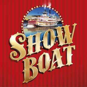 Show Boat Musical Logo