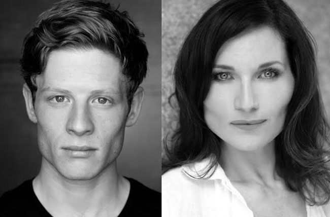 James Norton and Kate Fleetwood
