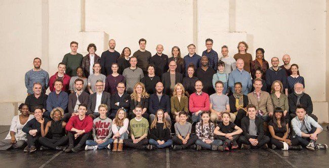 Harry Potter and the Cursed Child parts I and II photo