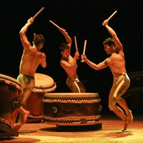 KODO in 'Mystery' touring UK 2016