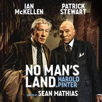 No Man's Land starring Ian McKellen and Patrick Stewart