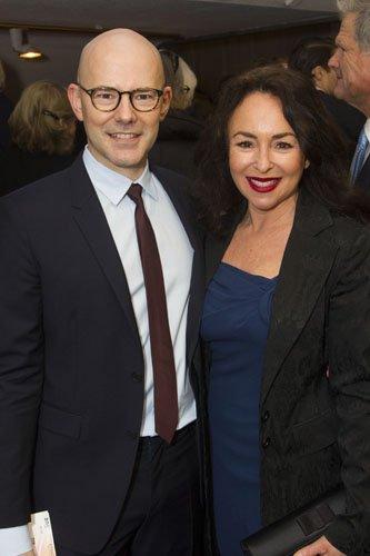 Daniel Evans (Director) and Samantha Spiro