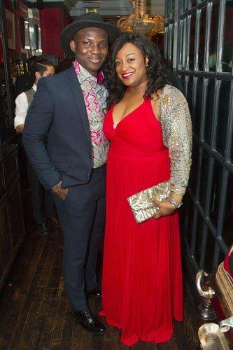 Emmanuel Kojo (Joe) and Sandra Marvin (Queenie)