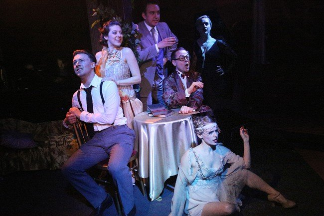 Ruby in the Dust present Gatsby at the Union Theatre