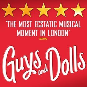 Guys and Dolls at the Phoenix Theatre
