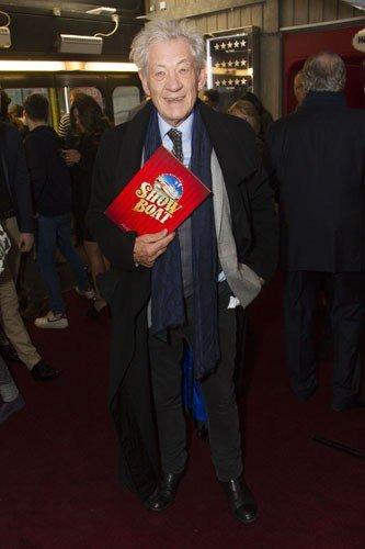 Ian McKellen - Photo by Dan Wooller