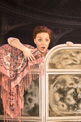 FUNNY GIRL starring Sheridan Smith at the Savoy Theatre London