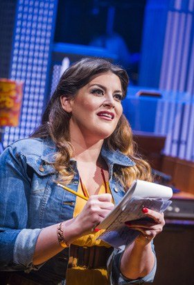 Jodie Prenger in Tell Me On A Sunday by Andrew Lloyd Webber and Don Black @ Watermill Newbury.