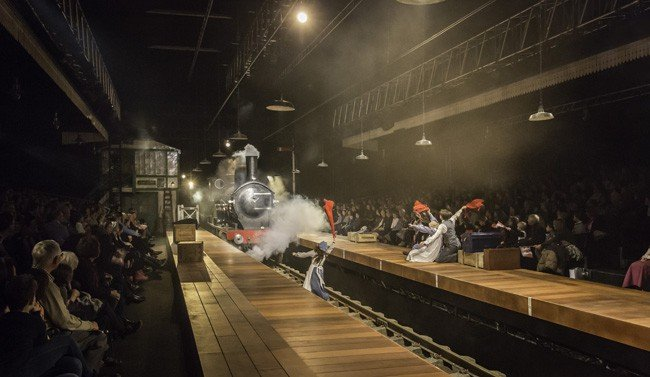 The Railway Children Live on Stage
