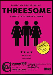Threesome at The Union Theatre