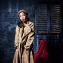 First performance of Eva Noblezada as Eponine in Les Miserables