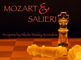 Review of Mozart & Salieri at The Phoenix Artists Club