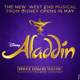 Aladdin London Musical