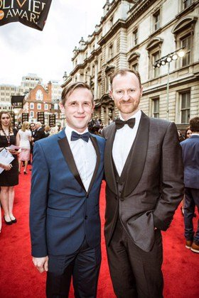 Boys in the Band - Ian Hallard & Mark Gatiss