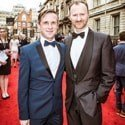The Boys in the Band starring MARK GATISS AND IAN HALLARD