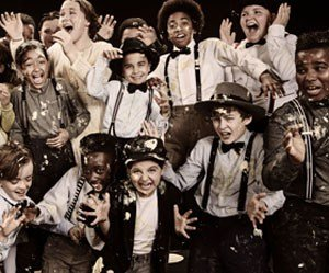 Bugsy Malone Company by Jay Brooks