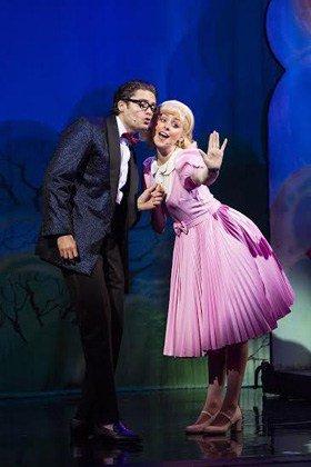 Ben Freeman & Diane Vickers Rocky Horror Show