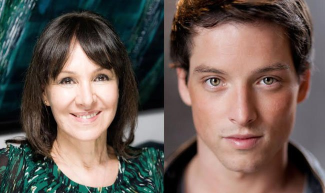 27 - Arlene Phillips and Sam Cassidy