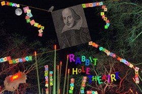 Shakespeare At The Rabbit Hole