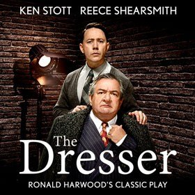 The Dresser starri8ng Ken Stott and Reece Shearmsmith