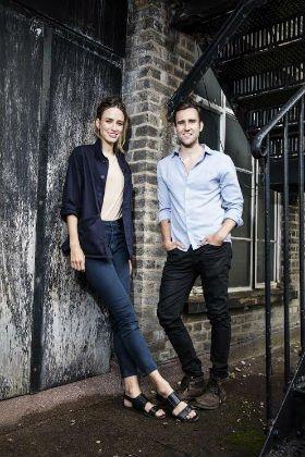 Unfaithful - Ruta Gedmintas and Matthew Lewis Photo Darren Bell