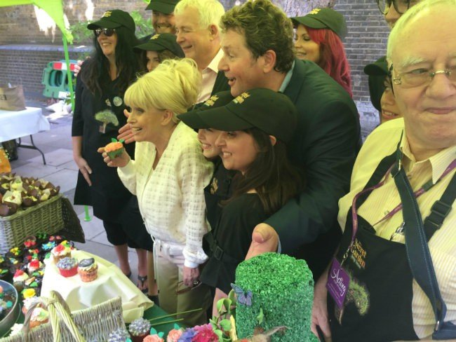 West End Bake Off 2016