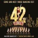 42nd Street Tickets London Theatre Royal Drury Lane