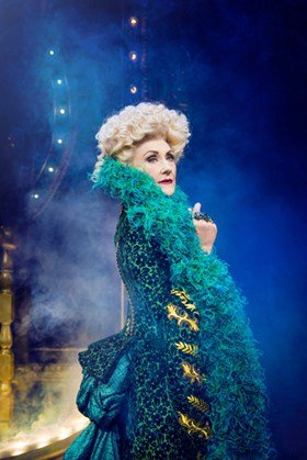 Anita Dobson (Madame Morrible) Photo By Matt Crockett