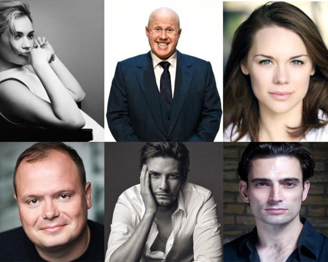 THE STARS COME OUT... to celebrate 40 years of National Youth Music Theatre