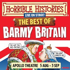 Horrible Histories 2016