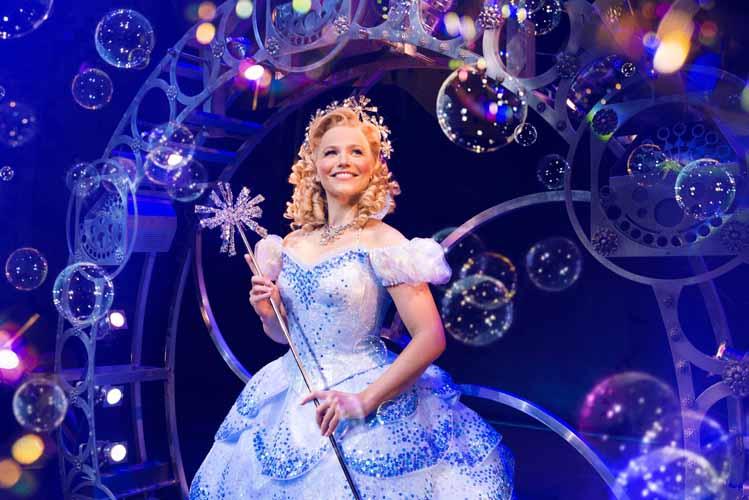 Suzie Mathers (Glinda) Photo By Matt Crockett