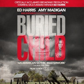 Buried Child at Trafalgar Studios London