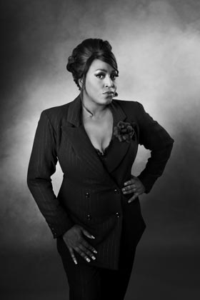 CHICAGO - Mica Paris as Mama Morton.